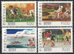 Portugal 1978. Mi.Nr. 1407-10, Postfrisch **, MNH - Ungebraucht