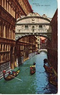 VENEZIA - Ponte Dei Sospiri, 22.6.1931 - Venezia (Venice)