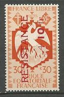 AEF   N° 172 NEUF* TRACE DE CHARNIERE / MH - Neufs