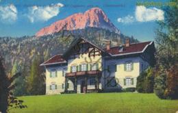 Jagdschloss Im Radmer Mit Lugauer [3R-012 - Unclassified