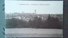 95CARTE DE GOUSAINVILLEN° DE CASIER 1210 CCCIRCULE - Francia
