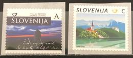 Slovenia, 2018, Mi; 1247/48 Reprint (MNH) - Eslovenia