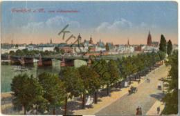 Frankfurt A. M. , Vom Schaumainkai [3U-016 - Frankfurt A. Main
