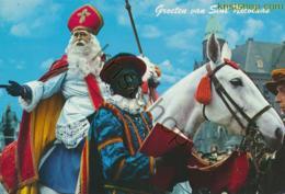 Sint Nicolaas - Sinterklaas [3U- 065 - Célébrités