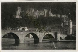 Heidelberg - Alte Neckarbrücke Und Schloß  [3U-181 - Heidelberg
