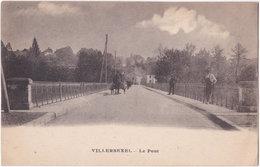 70. VILLERSEXEL. Le Pont - France