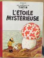 TINTIN L ETOILE MYSTERIEUSE Ed B21 1947 - Tintin