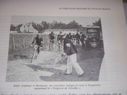 CYCLISME COUPURE LIVRE T039 DARGASSIES Dit Le FORGERON De GRISOLLES - Sport