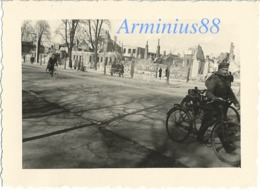 Campagne De France 1940 - Amiens - Wehrmacht Im Vormarsch - Westfeldzug - War, Military