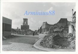 Campagne De France 1940 - Amiens - Rue Saint-Martin Aux Waides & Rue Des Chaudronniers - Beffroi D'Amiens - Westfeldzug - War, Military