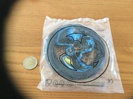 Jeu Frisbee «DRAGONS 2» Distribution McDonald's Réf DWA Neuf Sous Blister Noir - Other Collections