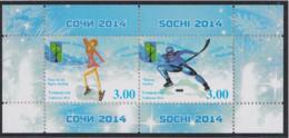 Tadzikistan 2014 Olympic Games In Sochi Souvenir Sheet MNH/** (H30) - Winter 2014: Sotschi