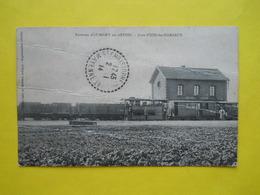 Izel Les Hameaux ,gare ,tramway ,état - Autres Communes