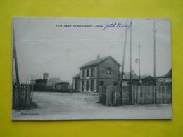 Saint-Martin Les Boulogne ,gare Des Tramways - Autres Communes