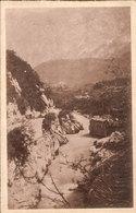 (C).Gorizia.L'Orrido Dell'Isonzo A Caporetto Al Tempo Della I^ Guerra (c18) - Gorizia