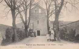 1-9--le Thou-surgeres----17--l Eglise-animée--livraison Gratuite - Surgères