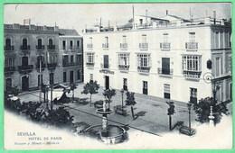SEVILLA - CHOTEL DE PARIS - Sevilla
