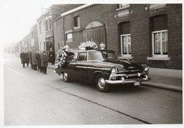 POST  MORTEM    - LIJKWAGEN    FOTO   15 OP 10.50 CM - Photos