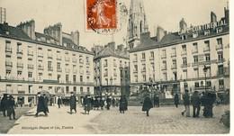 CP, Lot De 7 Cartes De Nantes Et La Rochelle - France