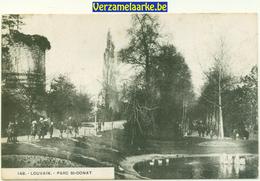 Louvain - Parc St-Donat -r - Leuven