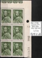 NB - [106992]TB//**/Mnh-Belgique 1944 - N° 662, Godefroid De Bouillon, Bd6, Cdf Daté, Personnalités - Ongebruikt