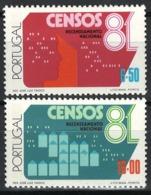 Portugal 1981. Mi.Nr. 1514-15, Postfrisch **, MNH - 1910-... Republik