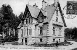 B65875 Cpa Environs De  Bagnoles De L'Orne - Le Petit Jars, Le Château - Bagnoles De L'Orne