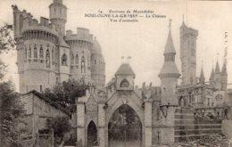B65882 Cpa Boulogne La Grasse - Le Château - Other Municipalities