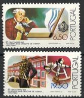 Portugal 1980. Mi.Nr. 1510-11 Postfrisch **, MNH - 1910-... Republik