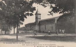 1-9--muron-tonnay Charente---17--l Eglise -animée---livraison Gratuite - France