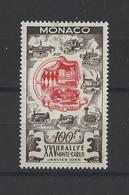 MONACO.  YT  N° 420  Neuf **  1955 - Monaco