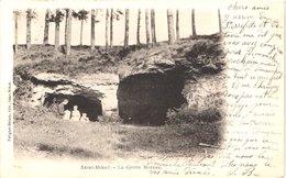 FR55 SAINT MIHIEL - Précurseur - La Grotte Moreau - Animée - Belle - Saint Mihiel