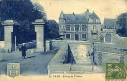 025 819- CPA - France - (14) Calvados - Caen - Entrée Du Château - Caen