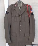 Giacca Pantaloni Camicia Cravatta M71 E.I. Caporale Bersaglieri 1978 Tg.48 - Uniforms