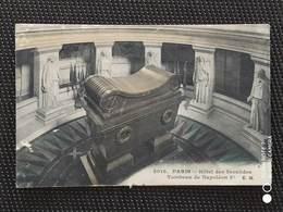HOTEL DES INVALIDES ,TOMBE DE NAPOLÉON 1er , - Sonstige Sehenswürdigkeiten