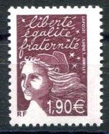 RC 16863 FRANCE N° 3575 MARIANNE DE LUQUET 1,90€ NEUF ** TB MNH VF - Nuevos