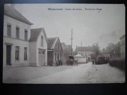 WICKEVORST  - Heist-op-den-Berg    -   Inkom Des Dorps  Entrée Du Village - Heist-op-den-Berg
