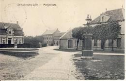 St Huibrechts-Lille Neerpelt Pelt Marktplaats 1911 - Neerpelt