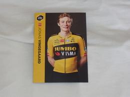 Jonas Vingegaard - Team Jumbo Visma - 2020 - Ciclismo
