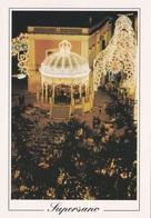 (B380) - SUPERSANO (Lecce) - Piazza IV Novembre, Serata Di Festa Patronale Con Cassarmonica, Banda Musicale E Luminarie - Lecce