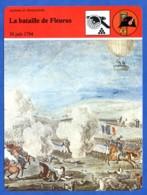 La Bataille De Fleurus   Histoire De France  Guerres Et Révolutions - Histoire