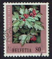 Schweiz , 1993,  MiNr 1514, Gestempelt - Used Stamps