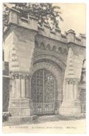 CPA 49 - 54. CUNAULT - Le Château, Porte D'Entrée - ND Phot - Other Municipalities
