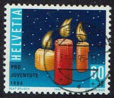 Schweiz , 1994,  MiNr 1536, Gestempelt - Used Stamps