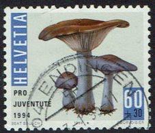 Schweiz , 1994,  MiNr 1537, Gestempelt - Used Stamps
