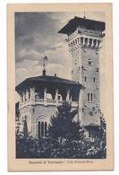Cartolina-Postcard, Viaggiata (sent) - Viareggio, Dintorni, Villa Rolando-Ricci - Viareggio