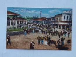 Tirana Tirane 2025 Market Bazar 1918 Ed Purger I Co Nr 13961 - Albania