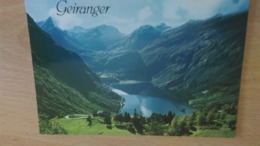 CSM - GEIRANGER - Norvège