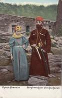 Montagnard Du Caucase - Bergbewohner Der Kaukasus - Russia