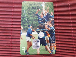 Phonecard Andorra Football Used Only 15.000 EX Made  Rare - Andorra